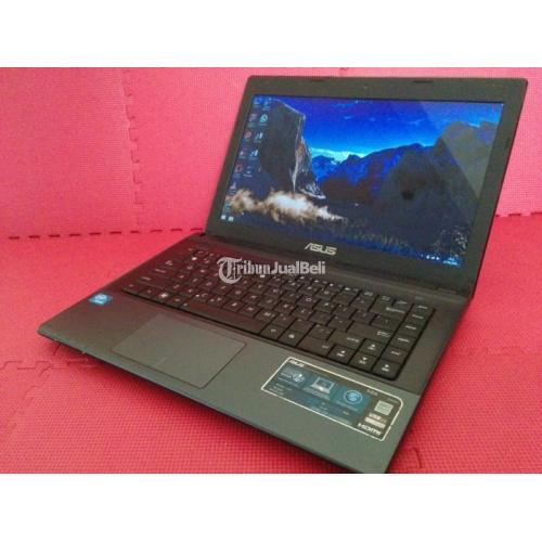 Laptop Asus Bekas Tipe X45A RAM 2GB Normal Siap Pakai Harga Murah - Surabaya