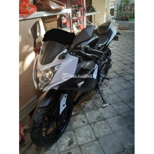Kawasaki Ninja 250 RR Mono 2014 Bekas Surat Hidup Harga Nego - Denpasar