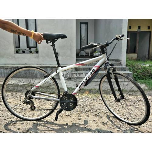 Sepeda Gunung Bekas Polygon Waltz Alloy Warna Putih Siap Pakai Di Bogor Tribunjualbeli Com