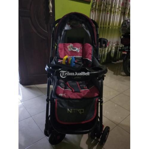 Stroller Bayi Murah Merek Pliko Bekas Mulus Normal Siap ...