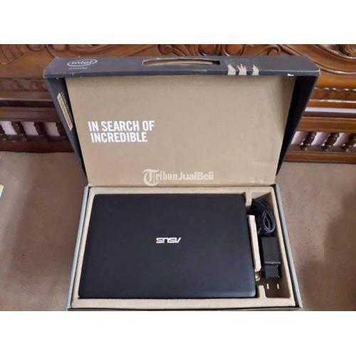 Laptop Asus E2025 Bekas Fullset Mulus Normal No Minus Harga Nego - Jakarta