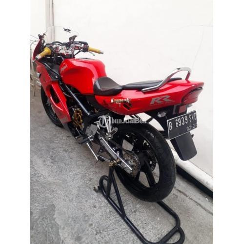 Motor Sport Kawasaki Ninja RR 2010 Pajak Panjang Normal ...