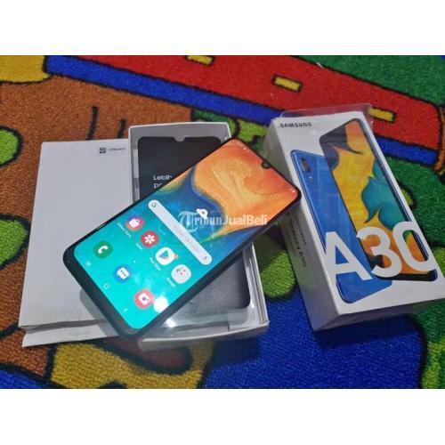 Hp Samsung Galaxy A30 Bekas Pribadi Garansi Sein No Minus Fullset Ori Harga Nego Di Denpasar Tribunjualbeli Com