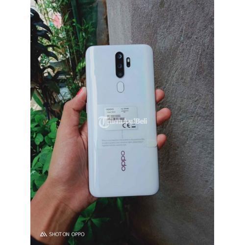 Hp Oppo A5 2020 Ram 4 128gb Original Normal Mulus Bisa Tt Di Makassar Tribunjualbeli Com