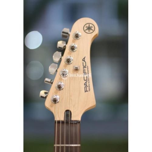 Gitar Listrik Yamaha PAC112H Black Suara Bersih Siap pakai Manggung - Sidoarjo