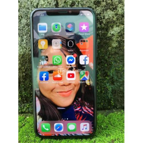 iPhone 11 Pro 64GB Fullset Garansi ON Bekas Bagus Normal No Minus Like New  - Bali