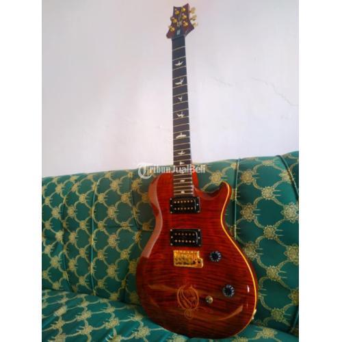Gitar Listrik Prs Se Signature Mikaerl Akedfeldt Mulus Suara Nyaring - Mojokerto