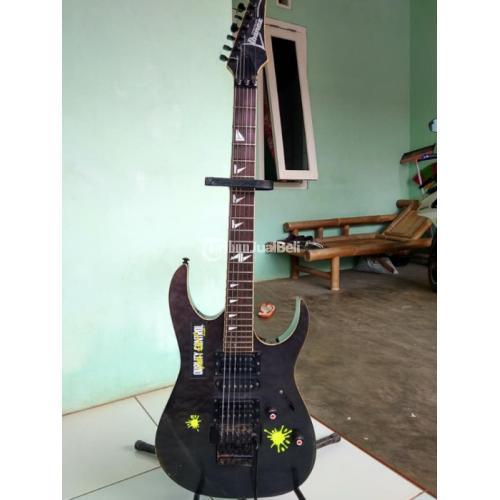 Gitar Ibanez Premium Up Down Masih Bagus - Bekasi