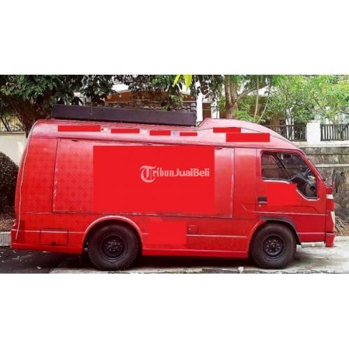 Truck Food Truck Full Kitchen Set Tinggal Pakai Saja - Bogor