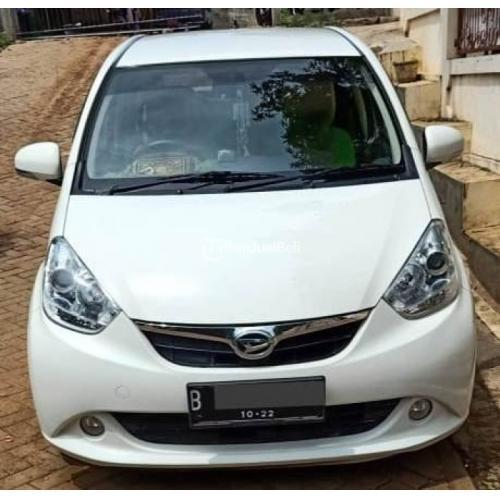 Mobil Daihatsu Sirion 2012 Manual Pajak Panjang Tangan1 Surat Lengkap - Jakarta