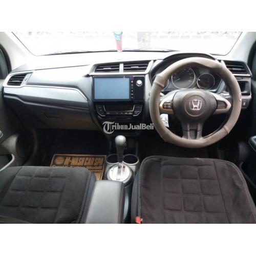 FS Honda BRV Prestige Nik 2019 km 10.900 on going Surat Ada Mobil Terawat Service record Honda - Bogor