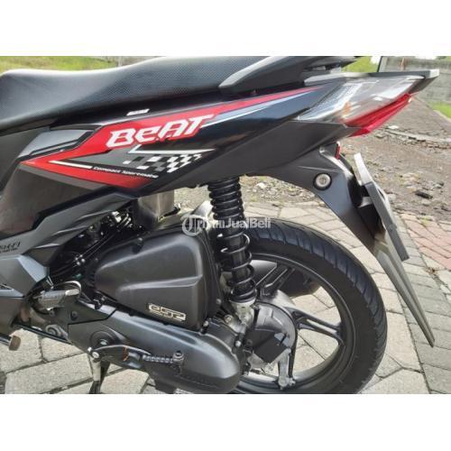 Motor Honda Beat 2018 KM Rendah Surat Lengkap Mulus Terawat No Minus - Surabaya