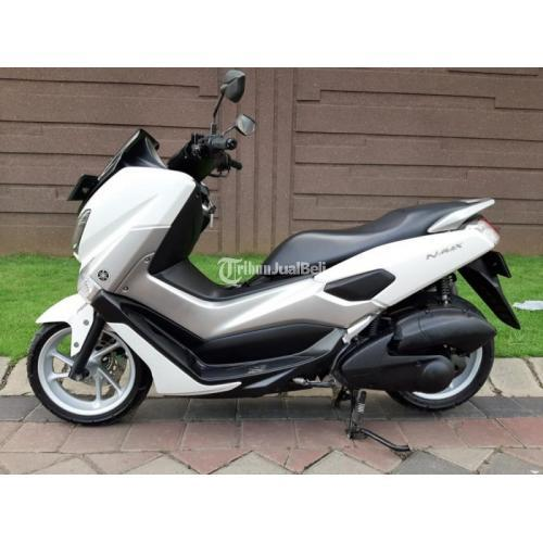 Motor Yamaha NMAX ABS 2015 Surat Lengkap Mesin Halus Standar Harga Nego - Sidoarjo