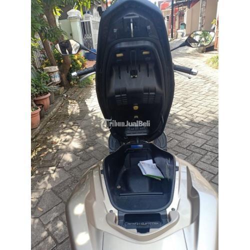 Motor Honda PCX CBS 2018 Surat Lengkap Mulus Mesin Sehat Pajak Aman - Makassar