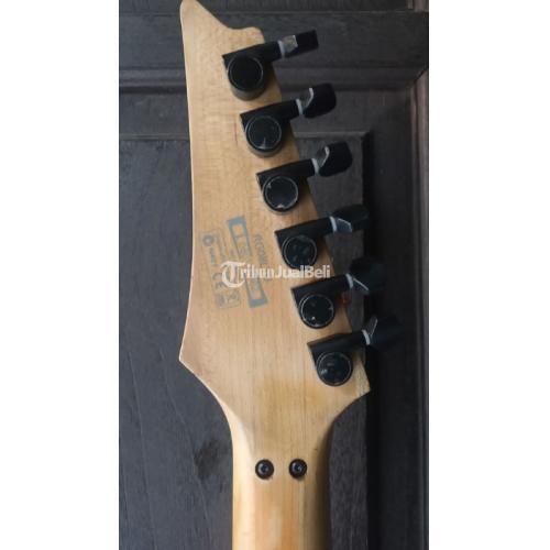Gitar Listrik Ibanez RG08LTD Suara Bagus Cat Body Agak Pudar - Sidoarjo