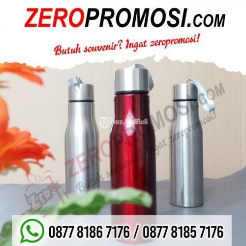 Botol Minum Stainless BT-08 Untuk Souvenir dengan Custom Logo - Tangerang