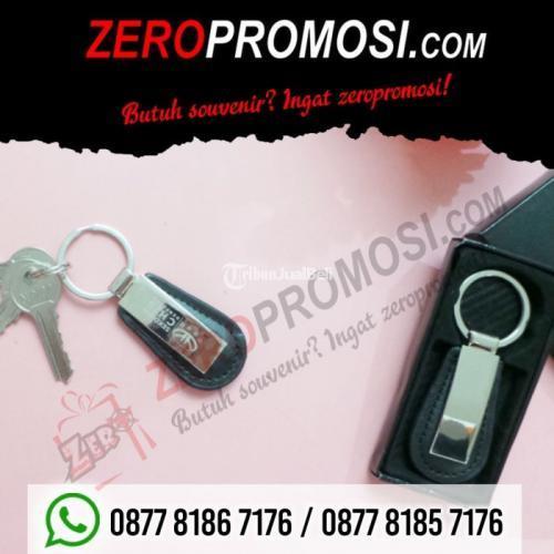 Gantungan Kunci Logam + Box Marchendise GK-A03 Custom - Tangerang