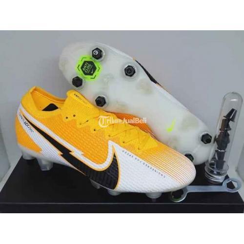 Sepatu Bola Nike Mercurial Vapor 13 Elite Tube Anti Clog FG - Jakarta