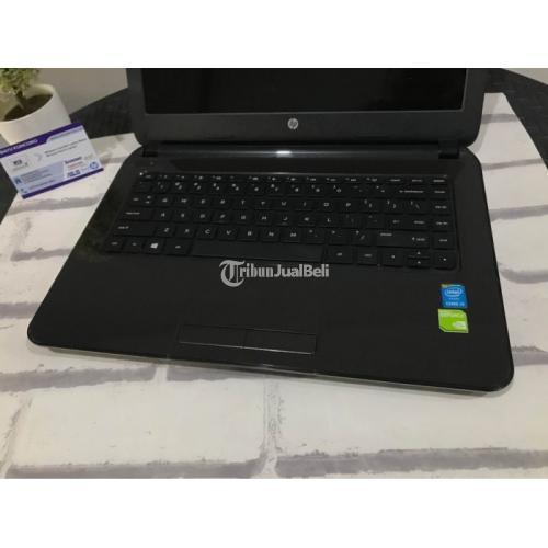 Laptop Bekas HP 14 Intel Core i3di4030U Nvidia 2GB Gaming ...