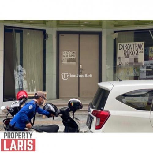 Jual Tempat Usaha di Jl Suryakenca Strategis 2 Lantai SHM Murah - Bogor