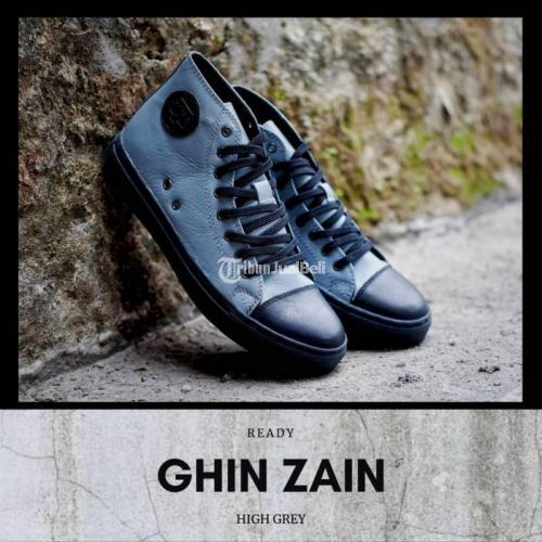 Sepatu Ghin Zain Kondisi Baru Harga Rp 387K Original Harga Murah - Yogyakarta
