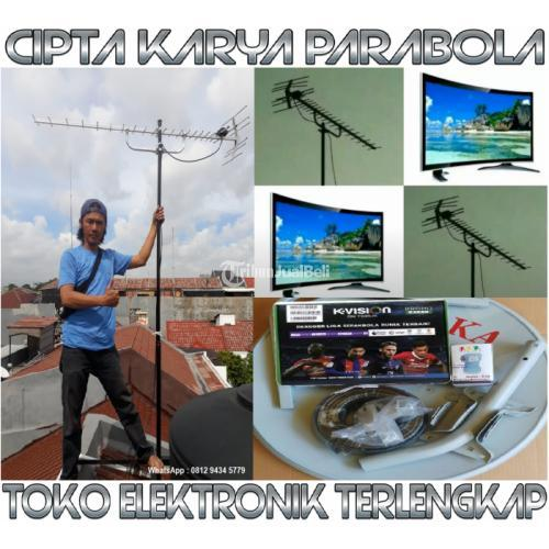 Pasang Antena TV Jurumudi Baru Harga Terjangkau - Tangerang