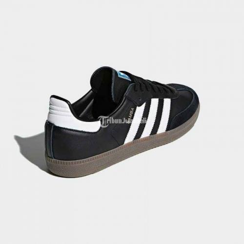 Sepatu Adidas Samba OG Black White Baru Original Harga Rp 600K Lengkap - Tangerang