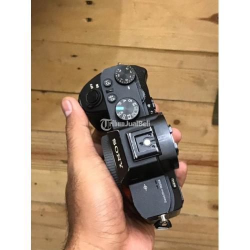 Kamera Mirrorless Bekas Sony A7 Mark II Normal Bagus Harga Murah - Kebumen