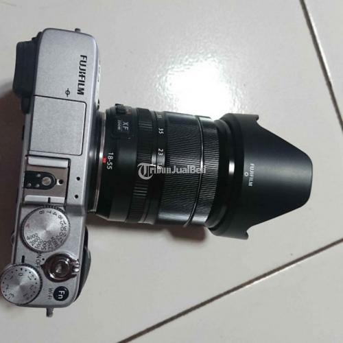Kamera Mirrorless Bekas Fujifilm XE2S Mulus Like New Harga Nego - Semarang