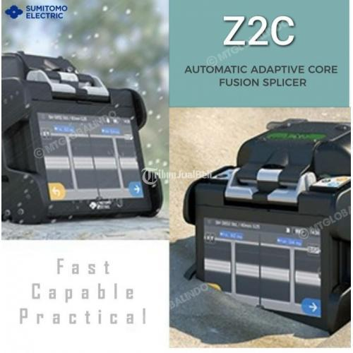 Promo Akhir Tahun Sumitomo Z2C Backbone Splicer Nego Sampai Jadi - Tangerang