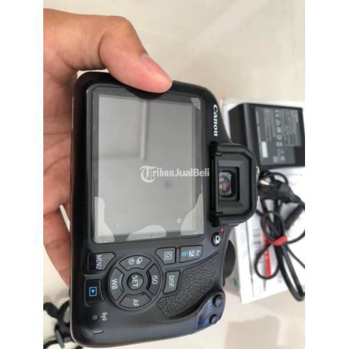 Kamera DSLR Bekas Canon 1300D Fullset Nominus Like New Harga Nego - Klaten