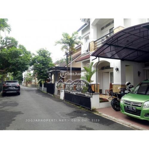 Dijual Rumah Eksklusif 2 Lantai 5KT 2KM Dekat UGM di Jogja ...