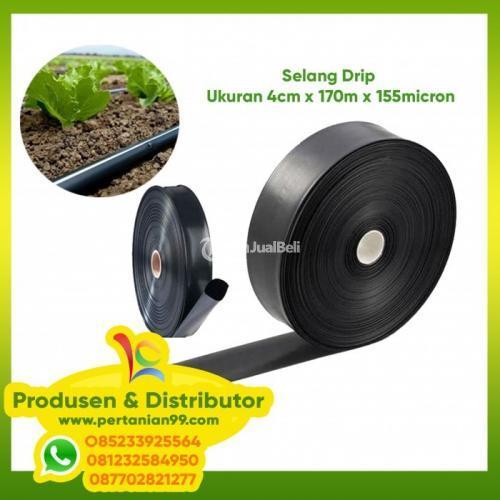 Low Price Selang Drip Hitam Size 4cm - Sidoarjo