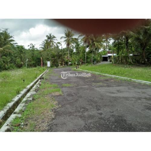 Dijual Kaping Tanah Luas 90-136m2 di Utara Brimob Sentolo - Jogja
