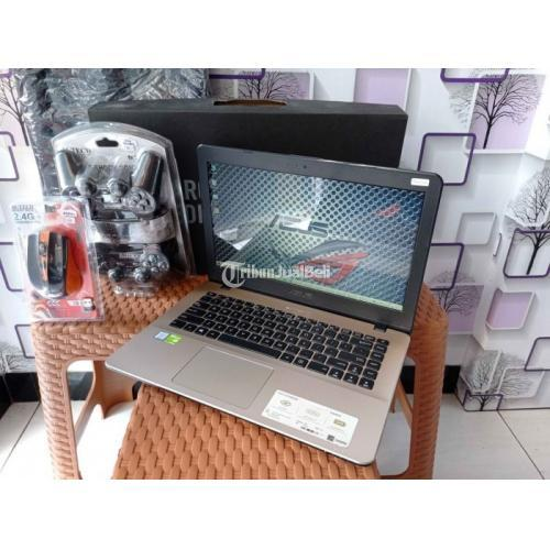 Laptop Gaming Bekas Asus A442UR Slim All Normal Harga Nego - Jogja