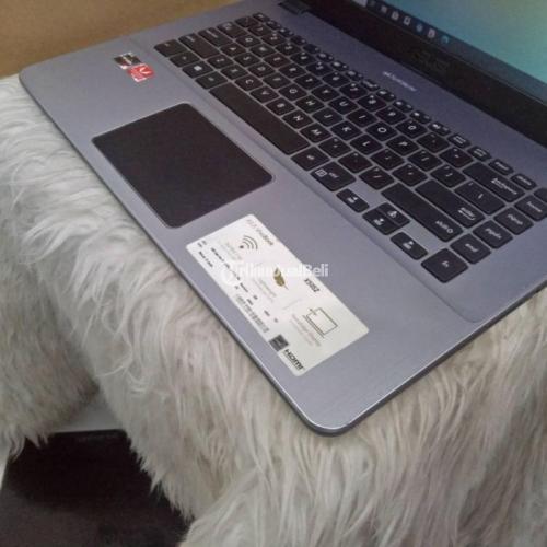 Laptop Bekas ASUS VivoBook X505Z Ram 8GB HDD 1TB Garansi Resmi On - Semarang
