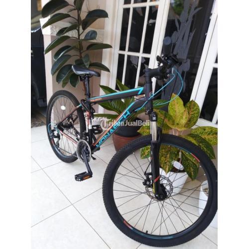 Sepeda Gunung Bekas Polygon Monarch 5 Like New Normal Harga Murah - Semarang