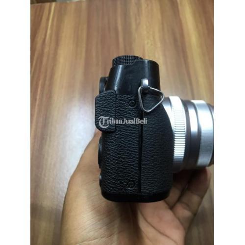 Kamera Mirrorless Bekas Fuji XT10 Lensa 35mm f2 Normal Harga Murah - Jakarta