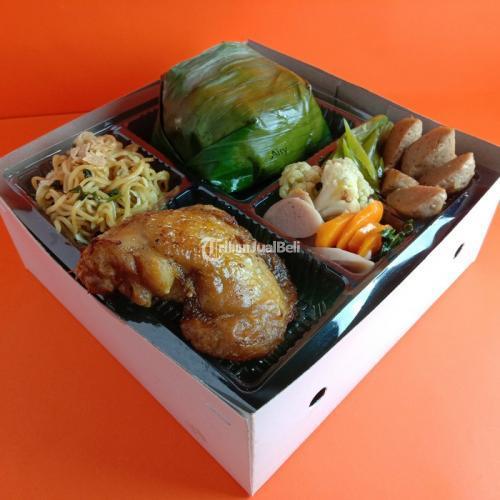 Nasi Kotak Ayam Goreng Capcay - Semarang