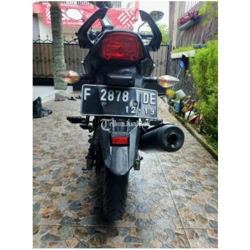Motor Bekas New Megapro Fi 2014 Surat Lengkap - Bogor