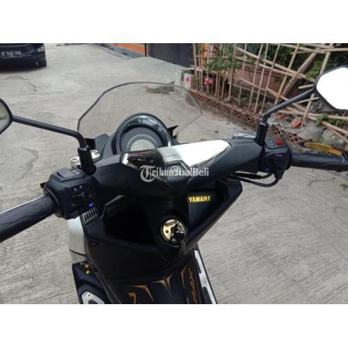 Motor Yamaha Nmax Non ABS Bekas Harga Rp 17,5 Juta Tahun 2016 Matic Murah - Bekasi