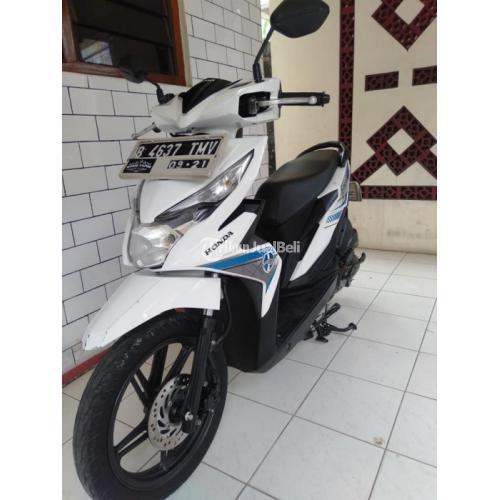 Motor Honda Beat Eco Bekas Harga Rp 9,5 Juta Nego Tahun 2016 Matic Murah - Jakarta