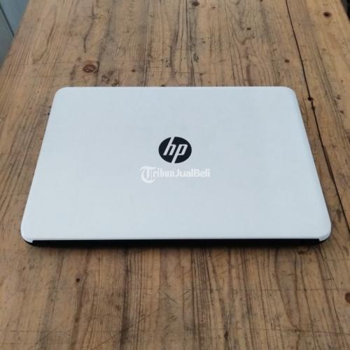 Laptop HP AC604TU Bekas Harga Rp 3 Juta Ram 4GB Normal Harga Murah - Bekasi