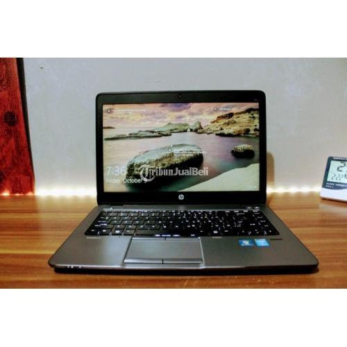 Laptop HP Elitebook 840 G1 Bekas Harga Rp 4,5 Juta Core i5 Ram 16GB Normal - Bekasi