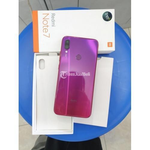 HP Bekas Xiaomi Redmi Note 8 4/64GB Mulus Fullset Ori Harga Murah - Gresik