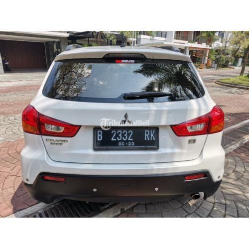 Mobil Bekas Mitsubishi Outlander PX 2013 Pajak Panjang Harga Nego - Jogja
