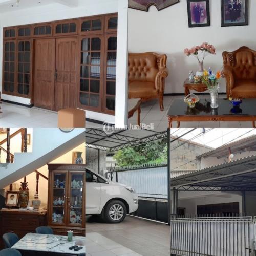 Jual Rumah 4BR, 157m2 Cempaka Putih Harga Nego -  Jakarta Pusat