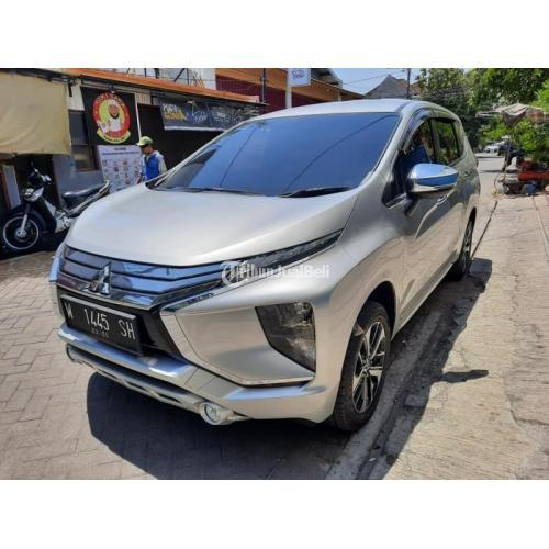 Mobil Bekas Mitsubishi Xpander 1.5 Ultimate Matik 2019 KM Rendah Harga Nego - Surabaya