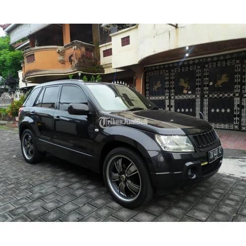 Mobil Bekas Suzuki Vitara JLX 2007 AT Mulus Terawat Harga Murah - Denpasar