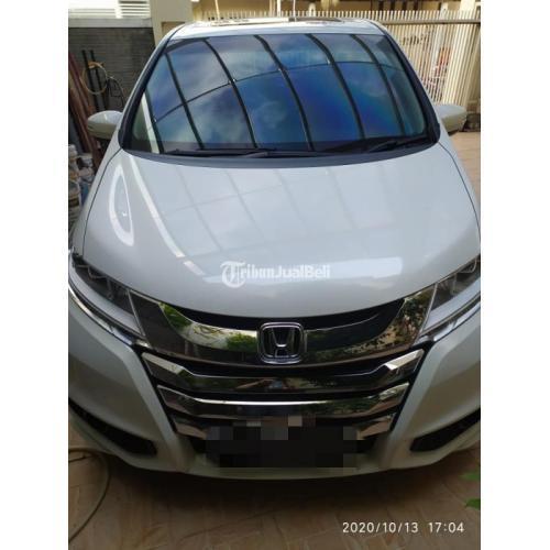 Mobil Bekas Honda Odyssey 2014 Mulus Terawat Tangan1 Harga Nego - Makassar